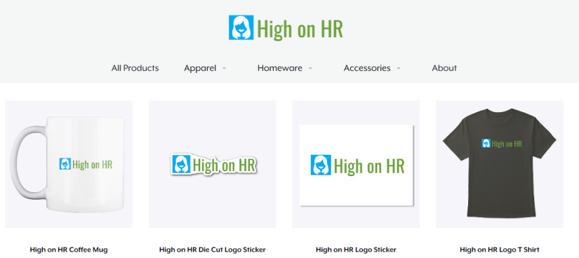 High on HR Store